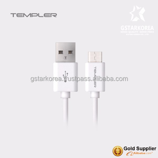 [Templer] High Quality Type-C Ctype Charging Data Cable For Smart Phone