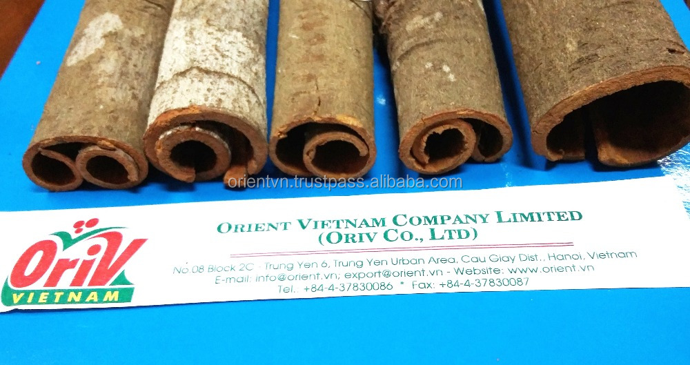 Whole/Tube cassia/cinnamon rich oil from Vietnam market for export