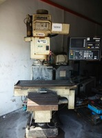 Breaking HURCO Hawk 5 Knee type CNC Milling for parts
