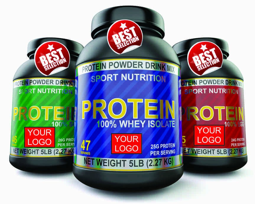 Raw Protein: whey protein blend with whey & beef protein