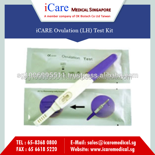 Get Well Planned Ovulation Test Kit from Best Manufacturer