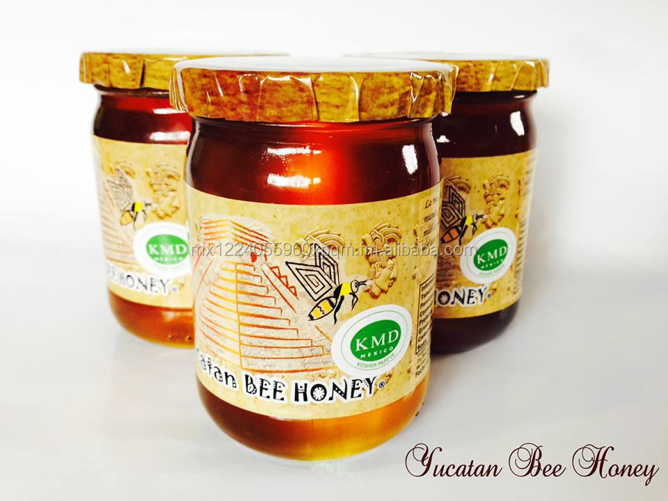 100% Pure Mexican Top Grade Yucatan Honey