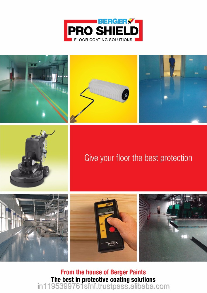 Epoxy Floor Coating (berger)