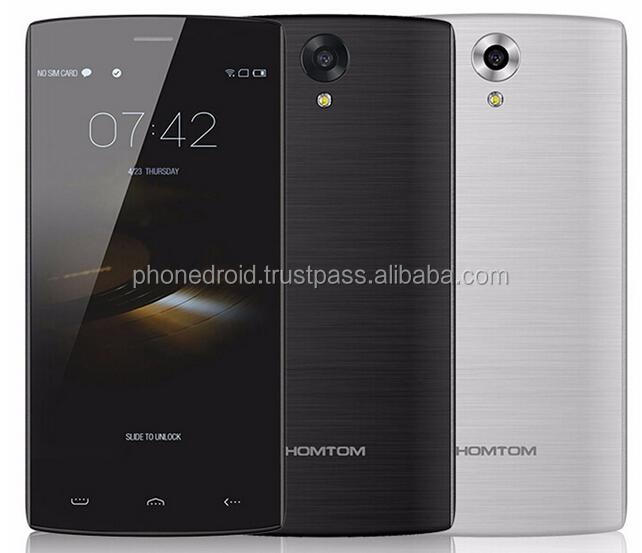"Original HOMTOM HT7 PRO 4G Cell Phone 5.5"" HD 1280*720 Android 5.1 MTK6735 Quad core 2GB/16GB 13MP 3000mAh Dual SIM mobile phone"