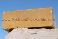 ROUGH INDUS GOLD MARBLE MONOLAMA BLOCKS