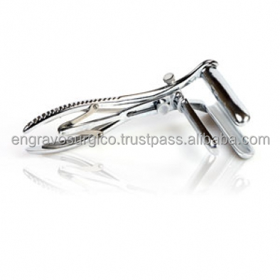 stainless steel anal speculum 3 prong female anal speculum stainless steel vaginal speculum
