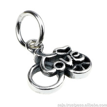 Wholesale 925 Silver Charms With Small Pendants CXFSB055
