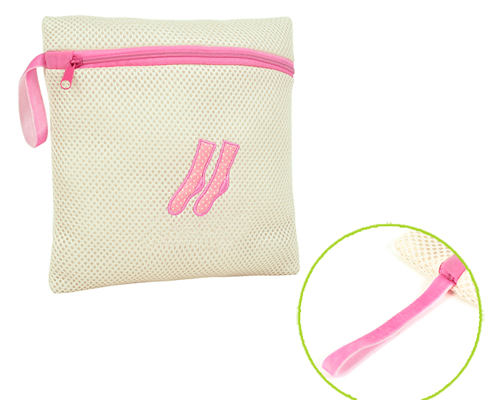 Small Laundry Bag with Hanger for Bra Underware