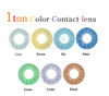 2016 GnG Dueba 1ton color contact lenses / wholesale / one colored eye contact lenses