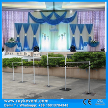 Stage For Choirs exhibition booth exhibition booth stand pipe and drape hardware