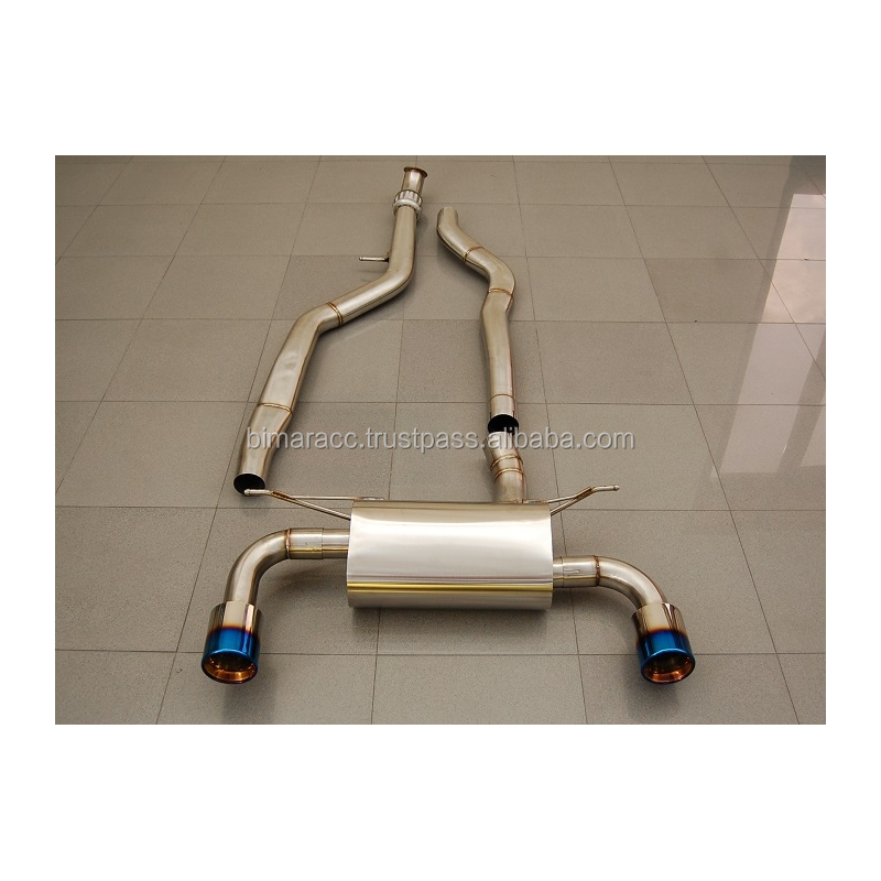 Exhaust for bmw F30 328i