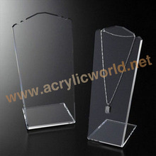 stand up jewelry display/ring jewelry display stand/acrylic t-bar jewelry display