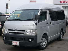 japanese and Reasonable used toyota hiace with Good Condition HIACE LONG DX 2007