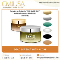 Dead Sea Salt With Algae - Beauty & Personal Care Products