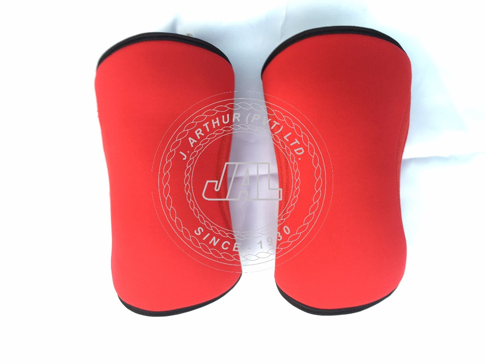 Weightlifting Knee Sleeves 5 mm and 7 mm