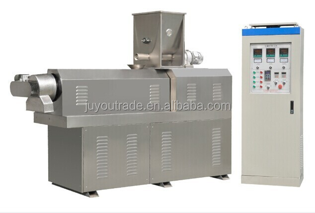 factory supply Breakfast cereal extrusion Machinery / grain corn flackes extruder prossing line