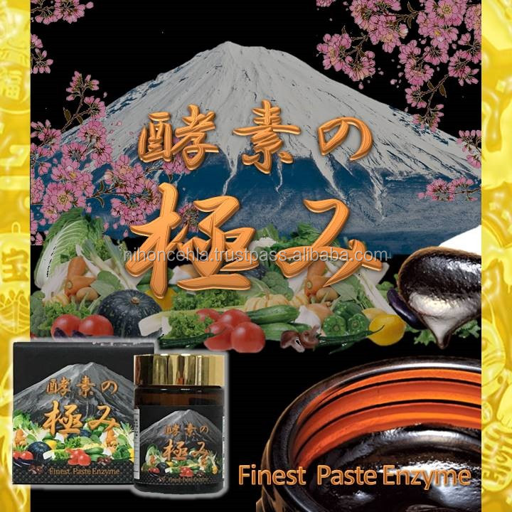 Finest paste enzyme is recommended by the professional of food and medicine!