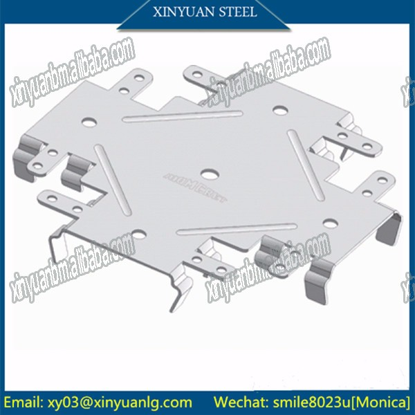 Steel Profile Accessories Cross Connector
