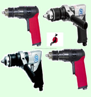 General-multi purpose air power motor drill tool from japan