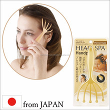 Portable relaxing head massage equipment for beauty care