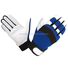 Safety Gloves, Working Gloves, High quality Amara Polyester Gloves