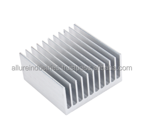 Aluminium Heat Sink for electronic component