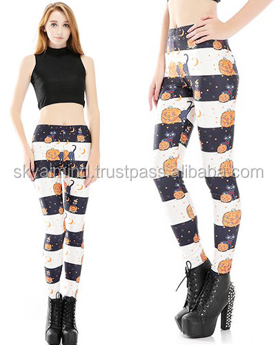 hot design customized sublimation leggings/ 3d print sublimation leggings/ pant design sublimation leggings