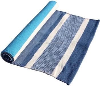 Cotton Handloom Product Meditation RugsPractice Rugs