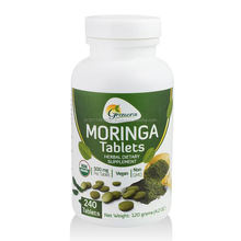 Organic Dietary Supplement - MORINGA TABLETS
