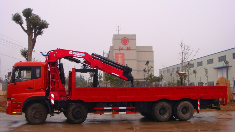 how to build a hydraulic knuckle crane