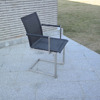 Stainless steel outdoor furniture garden chair furniture