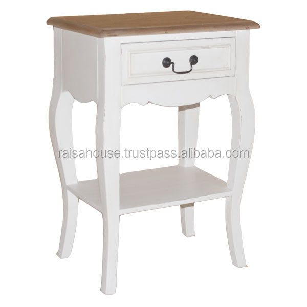 Indonesia Furniture Shabby Chic - Bedside chic