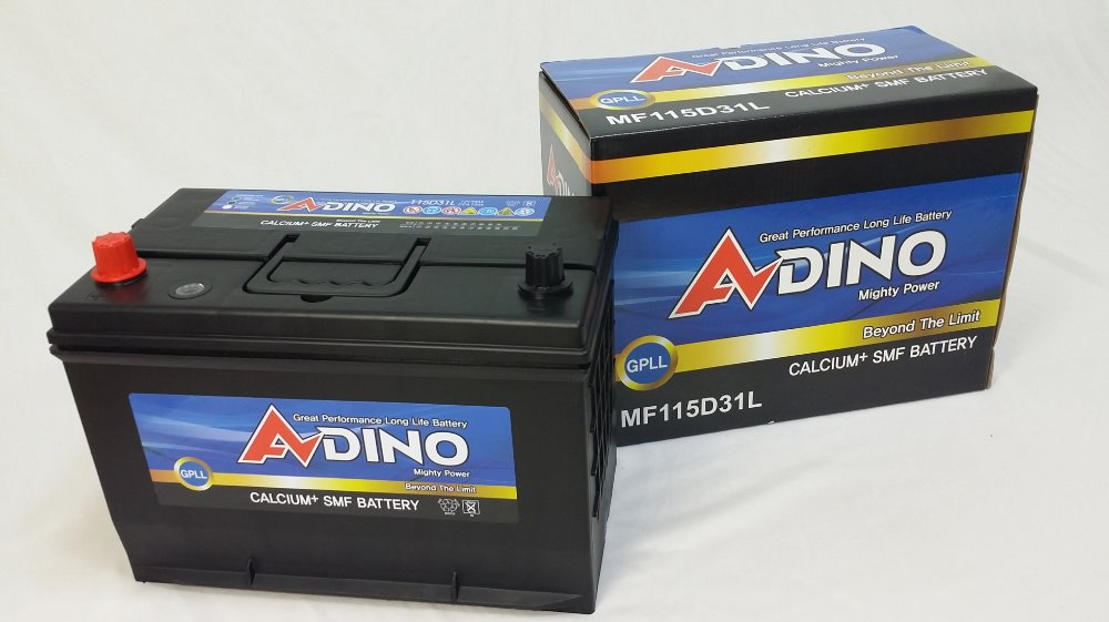 ADINO Mighty Power - Long Life Battery