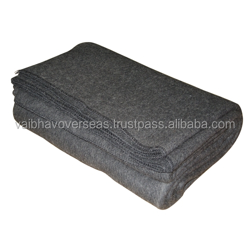 Heavy Duty Military wool Blankets