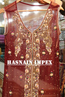 Pakistani Indian Ladies Bridal Dress Ladies fancy party Gown
