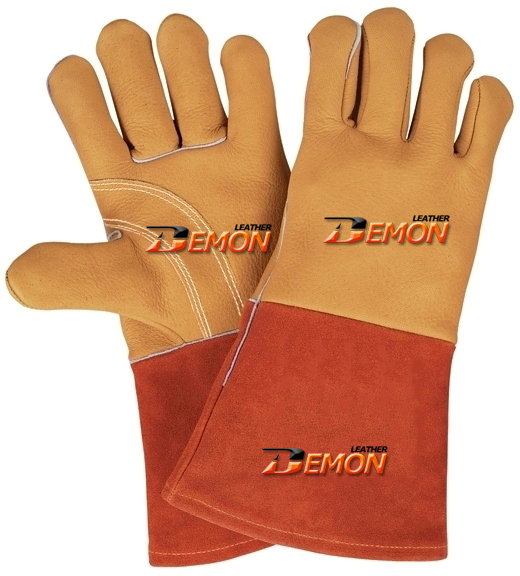 Smart Welding Gloves