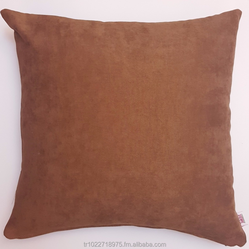 Jakist Cushion Cover 43x43 cm Brown
