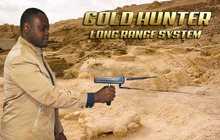 GOLD HUNTER LONG RANGE LOCATOR