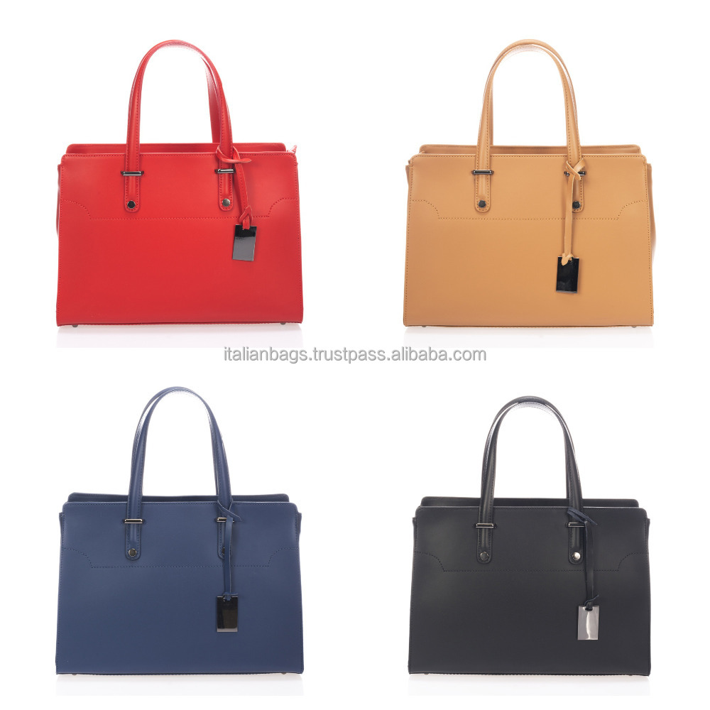 9634 Handmade genuine leather Italian shoulderbag bags