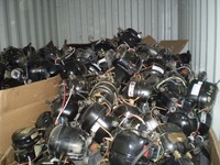 Grade A Refrigerator and AC Compressor scrap for sale!! Air conditional & fridge scrap
