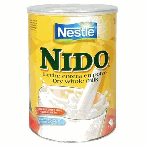 Nestle Nido Milk from Holland Red Cap