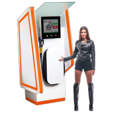 Fortador SELF WASH - Self Service steam car wash equipment
