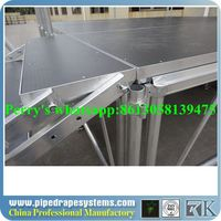 cheap used protable stage equipment for sale on china