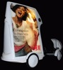 Advertising trike with back lit posters and sound system
