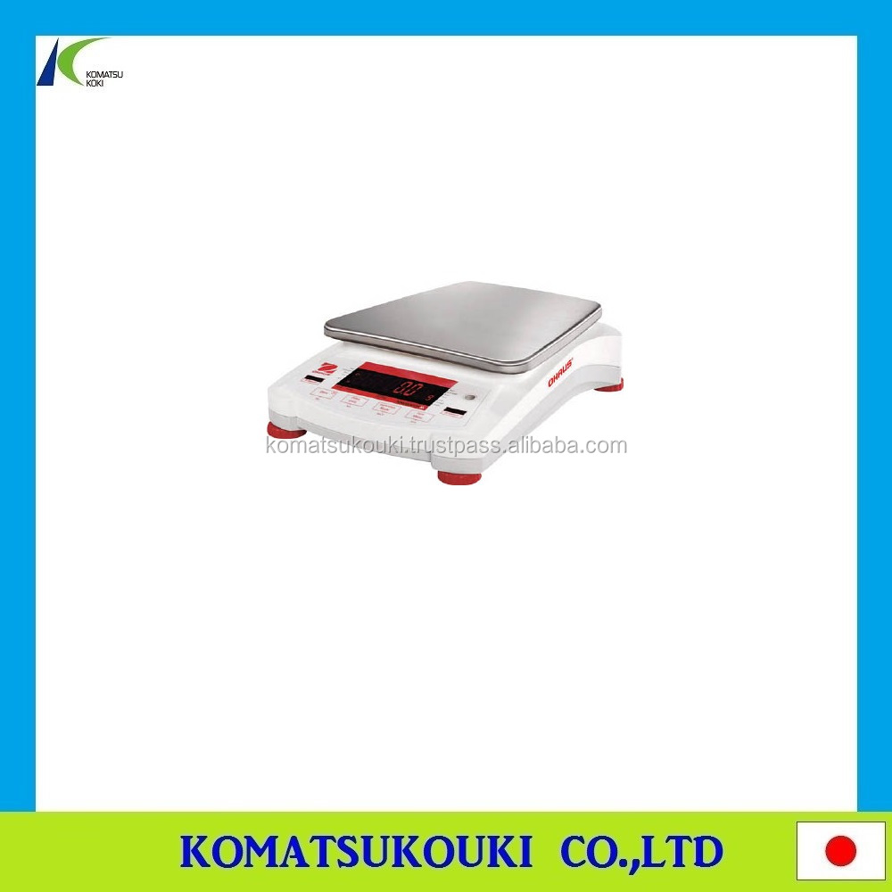 "High quality electronic balances ""Navigator NVL"" and weighing scale"