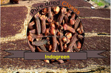 Dried Cloves Spices Indonesia