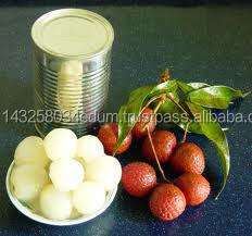 02 [THQ VIETNAM] Canned Lychee in Syrup in Jar - Season July August