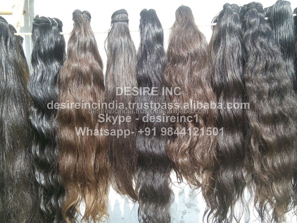 2014 new hight quality products 100% natural indian human hair price list
