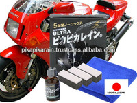 Hydrophobic coating , glass coating for helmet , brilliant shine , long protection , Ultra Pika Pika Rain