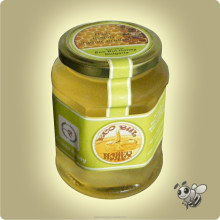 Organic Linden Honey 100% Certified
